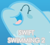 SWIFT SWIMMING 2 (GAME) by AquaPicture