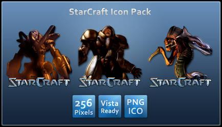 Starcraft Icon Pack