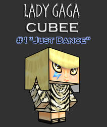 Lady Gaga Cubee - Just Dance by Yamino