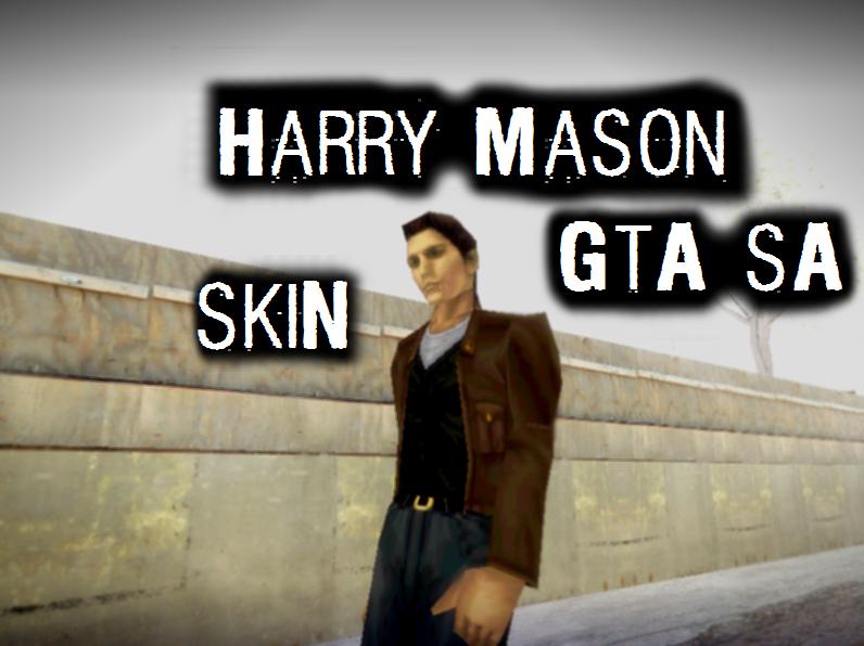 Harry Mason - Silent Hill - GTA SA Skin by RyuHoshi-DeadCrow