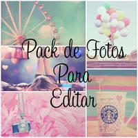 Pack De Fotos Para Editar by LoreEditiions