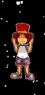 Steamgirl transformation