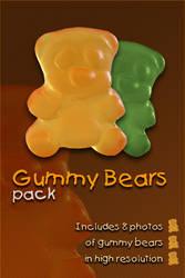 Gummy Bears pack