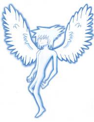 Neku's Angel Form Redesign