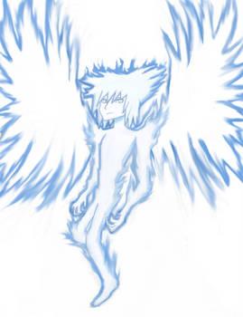 Neku's Angel form: True Power