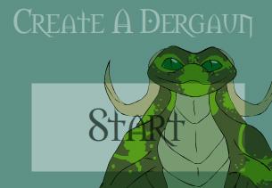 Flash Game: Create A Dergaun by DemonDragonSaer