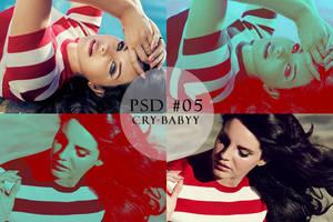Cry-Babyy PSD 5