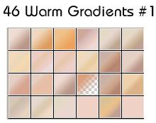 Warm Gradients 1 by NightStar21