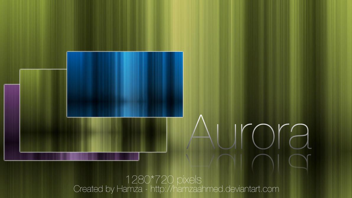 aurora by hamzaahmed