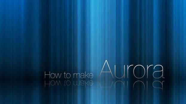 Aurora tutorial