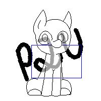 +P2U: Pagedoll base+ by a-ikotrash