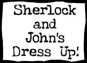 Jim Moriarty's Dress Up Game