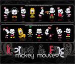 Mickey Iconos