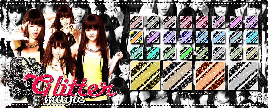 GlitterMagic by EditionssPerfectOk