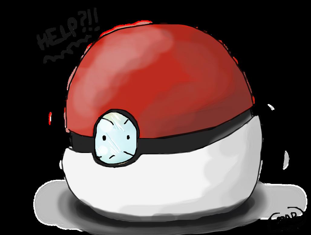 poke ball by jabd on deviantart