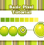 Basic Tutorial about pixel