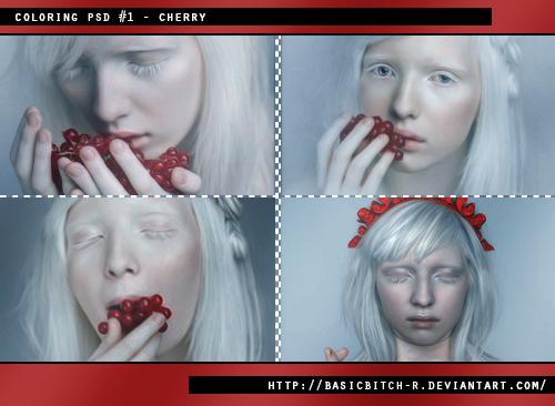 PSD #1 - Cherry by basicbitch-r