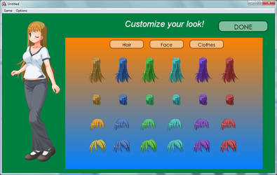 Personalized User Clothes Version2