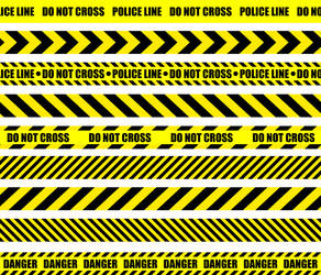 Police Line Danger Line