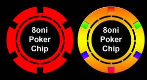 [PSD] Poker Chip