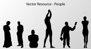 Vector Resource - People