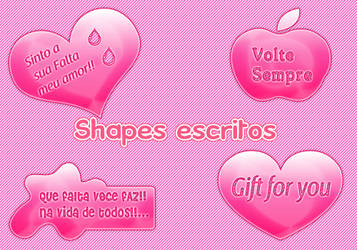 Shapes Escritos by Gifs by Me