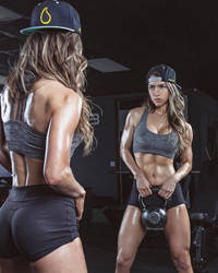 (0) - A Fitness Girl Sees Some Growth by stopwhereyouare