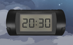 Desk Digital Clock 2