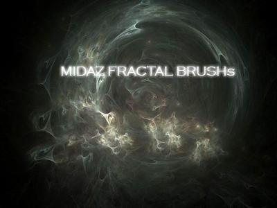 Midaz Fractal Brush Pack 1 by Midaz