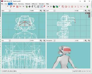 Part 2  Making a 3D model in Misfit Model 3D by PeKj