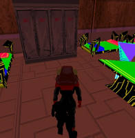 Walkthrough of gamelevel under construction. by PeKj