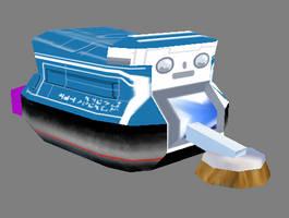 Free Roaming Robot by PeKj
