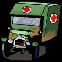 Driving the Ambulance by PeKj