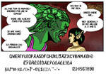 Grokcomic Font by PeKj