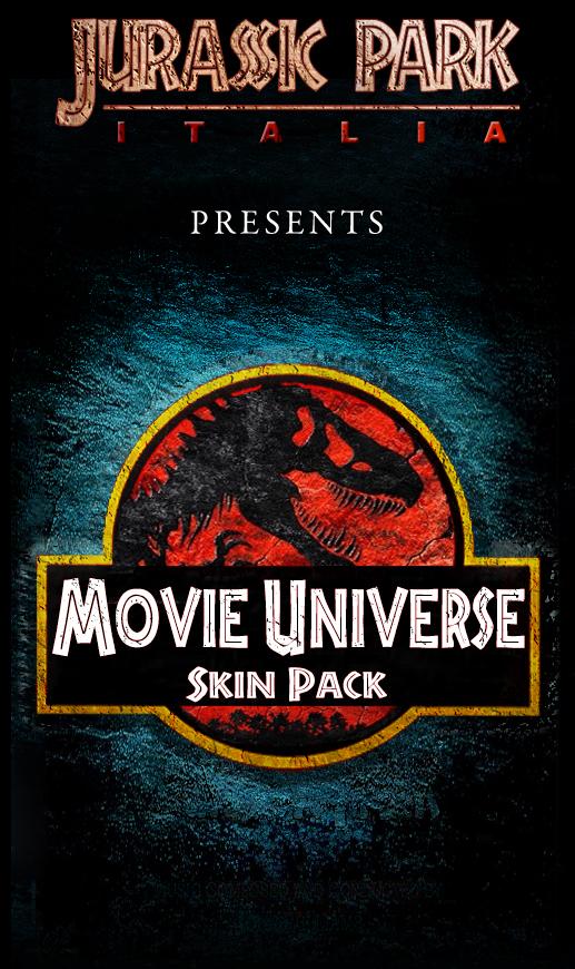 Movie Universe Pack by JPItalia by T-Joe