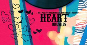 HeartBrushes