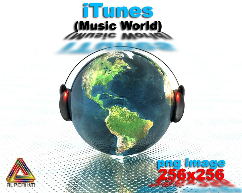 iTunes Music World DI