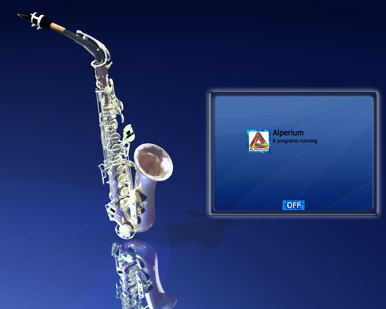 Jazz Logon by klen70