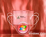 Windows Red Vista Logon