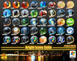 Bright Icons Suite for OD by klen70