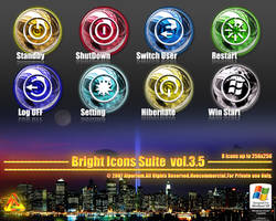 Bright Icons Suite v3.5 by klen70