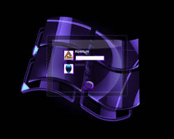 Windows INVI PRO Indigo Logon by klen70