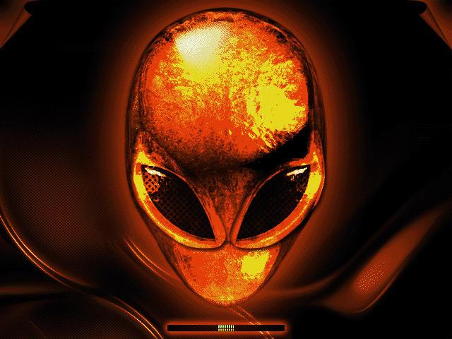 AlienWare Fire Boot by klen70