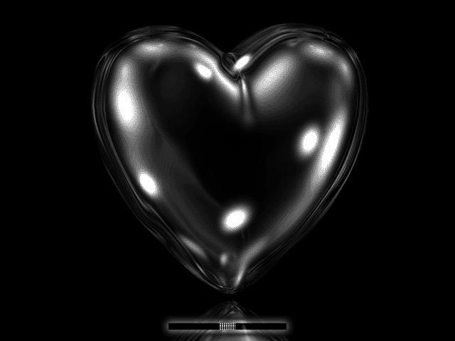 corazones negros