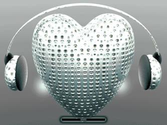 Music Heart v2 by klen70