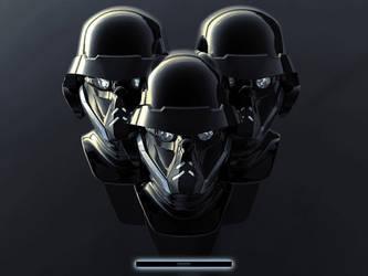 Cyborgs by klen70