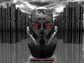 Cyborg by klen70