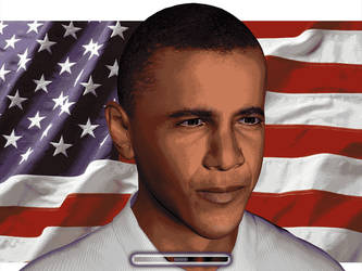 Obama by klen70