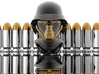 Soldier by klen70
