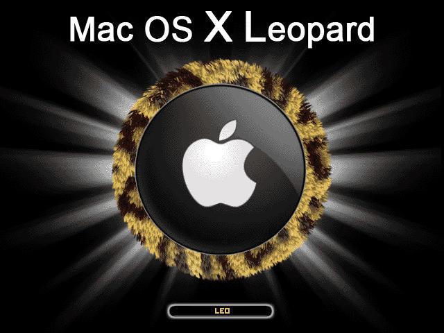 Mac OS X Leopard by klen70